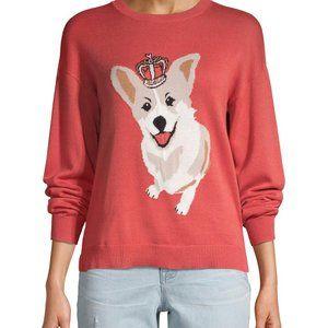 Sweaters - 1 Left Corgi Sweater L